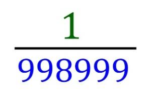Fibonacci pada 998999