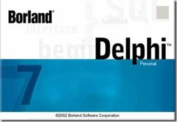 Delphi 7 High compressed Work untuk windows 7 32Bit